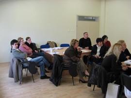 Sastanak radnika Centra