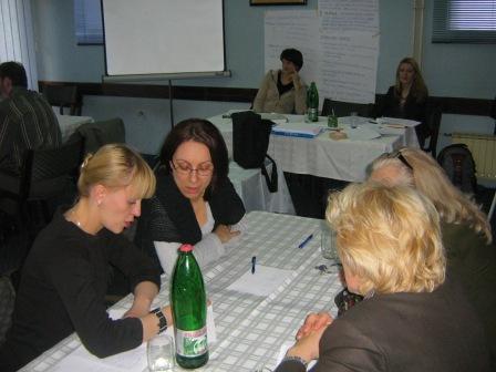 Seminar - Centar za socijalni rad Sombor